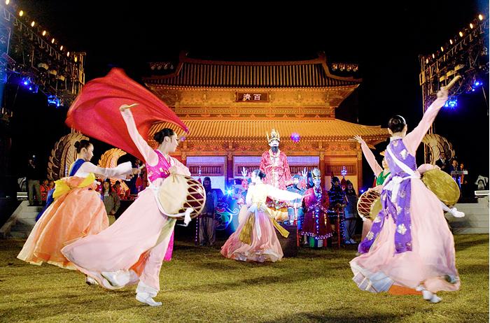 この秋の旅行はこれでいいかも!「百済文化祭」開催
