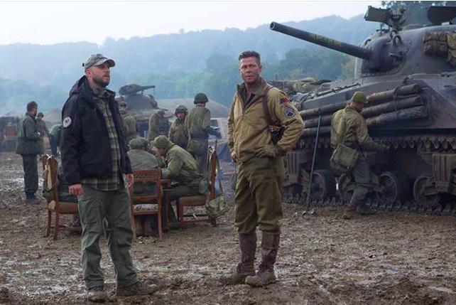 ブラピ最新作は実戦の迫力!戦争映画 超大作「フューリー」