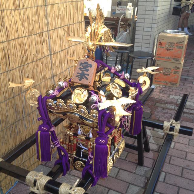 わっしょいわっしょい!江戸三大祭り『例大祭』に行ってきました!