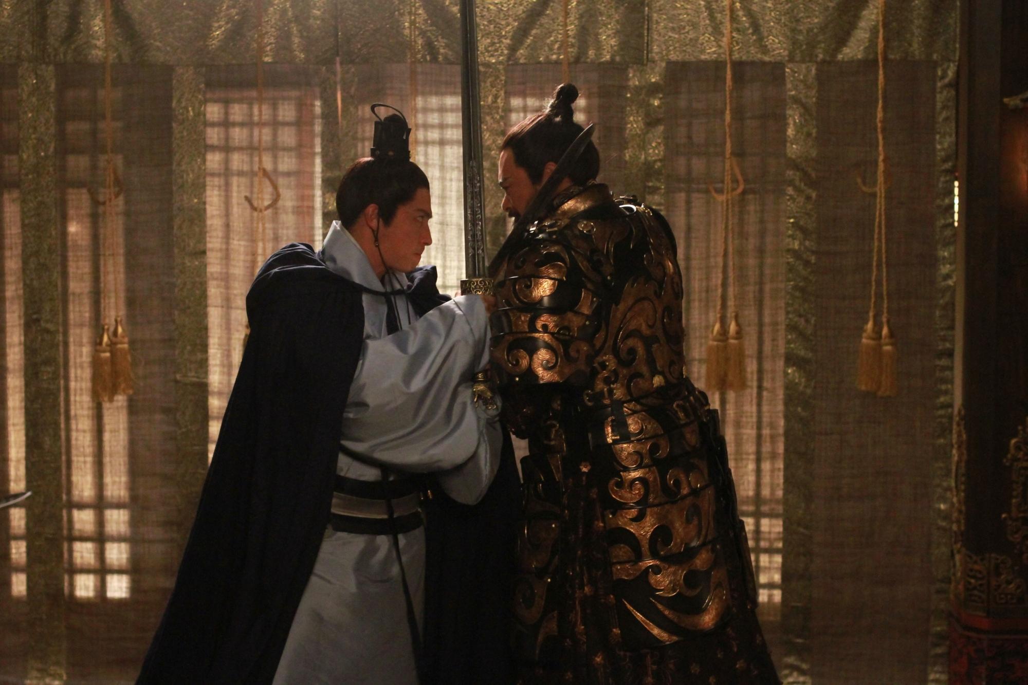 曹操の最後・・映画『曹操暗殺 三国志外伝』9月3日DVD/ブルーレイリリース