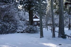 極楽院 雪 900KB