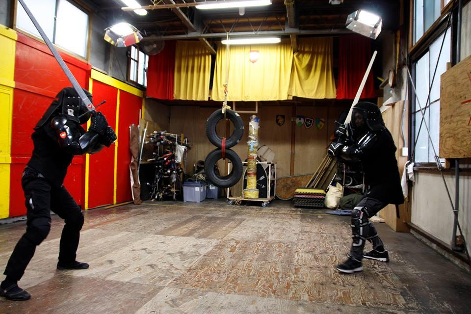 【2/21&22 どっちも面白そう】「中世ドイツ剣術」&「ハートのトーナメント」開催!