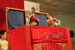 布袋人形劇団(プータイシー) 「著微」の素晴らしい人形劇。
