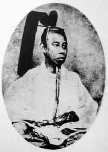 第16代藩主 松平慶永(よしなが)別称春獄