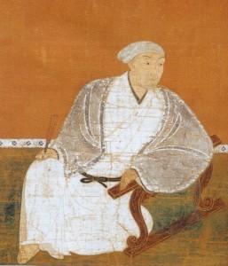 黒田如水居士画像(崇福寺蔵)