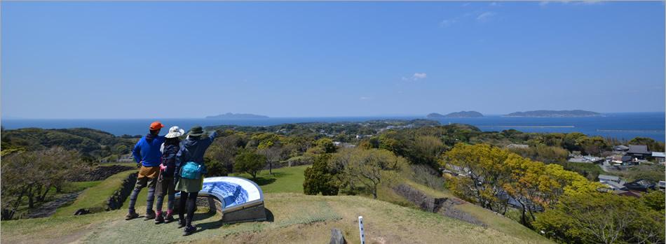 【人気急上昇!】3月は「黒田官兵衛」ゆかりの「肥前名護屋城」が楽しい!
