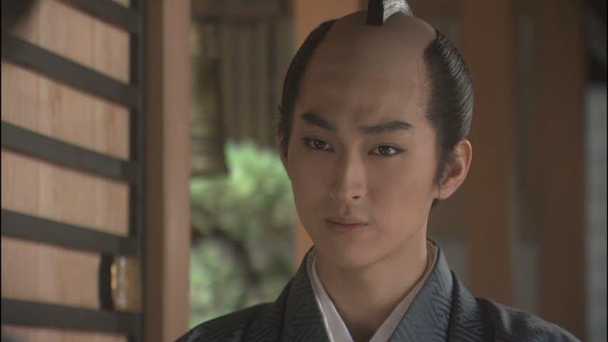 松田翔太さんは家茂役。