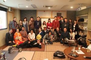 昨年のイベント「TERAKOYA 江戸で恋」の写真。楽しそうでしょ?