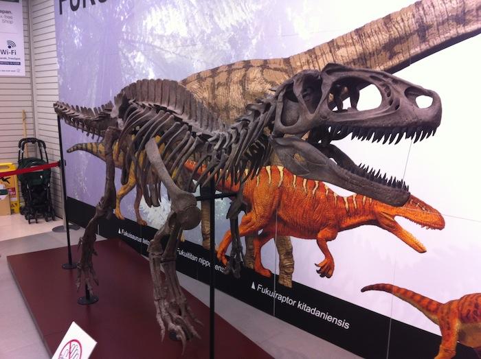【恐竜ファン必見】「福井の恐竜」が東京初上陸!新宿はジュラシックパークになる!?