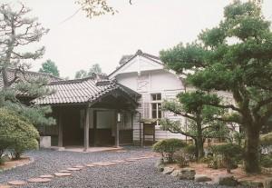 東郷平八郎邸(旧舞鶴鎮守府司令長官官舎)