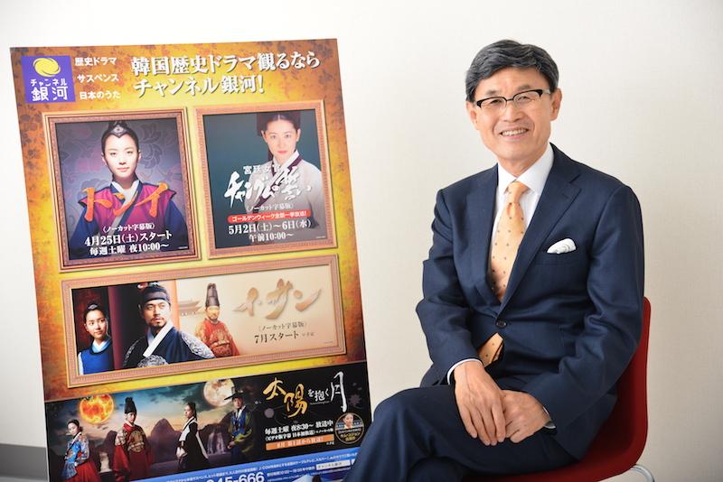【インタビュー】あの世界的ヒット「チャングムの誓い」ほか、大人気作を連発! 「韓国歴史ドラマの巨匠」イ・ビョンフン監督に聞きました!