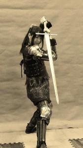 美人ファイター 加川聖香(きよか)選手。