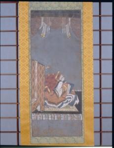 鳥羽法皇像(安楽寿院 蔵)