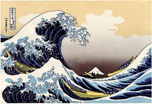 【今度は北斎】富嶽三十六景 画像データが著作権フリーで公開!