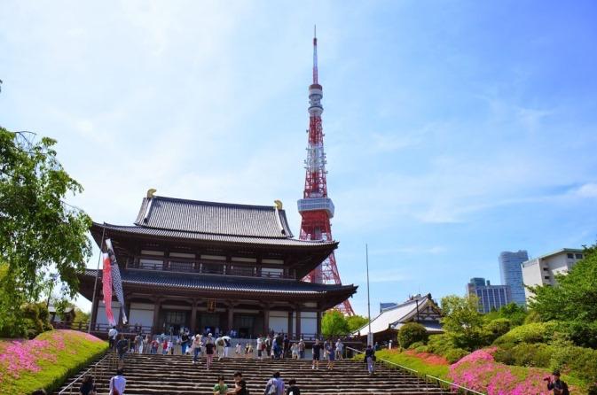 【結婚式はこだわり!】徳川家の菩提寺 増上寺でウェディングなんていかが?