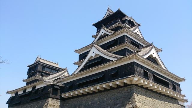 常に人気上位の熊本城。