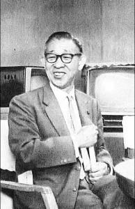 「経営の神様」松下幸之助氏(1960年代初期 wikipediaより)