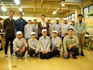 三重県伊賀市に自社工場を持つ業歴40年超の歯ブラシメーカー。