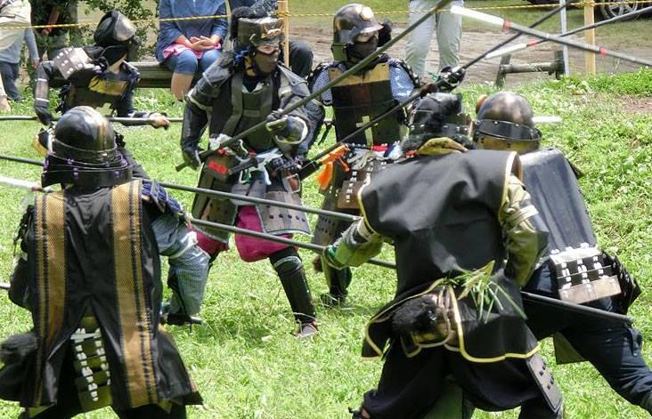 ガチ甲冑合戦(第一回 関ヶ原戦国演義)