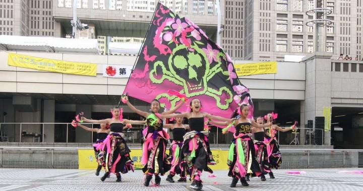 【8/16 〆切!】子供が主役の「東京舞祭」参加団体を募集中!