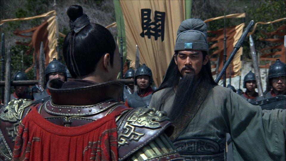 哲舟の「歴史ドラマ一騎語り!」 VOL.8 関羽が曹操に投降するシーン(三国志)を見比べる