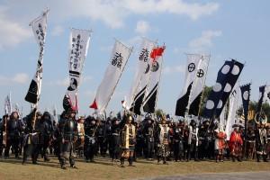 国宝・松江城で日本初のリアル城攻めイベント!2015年11月14日(土)に開催!