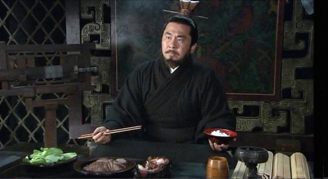 哲舟の「偉人は食から作られる!」VOL.18  三国志の英雄も、箸(はし)を上手に使っていた?