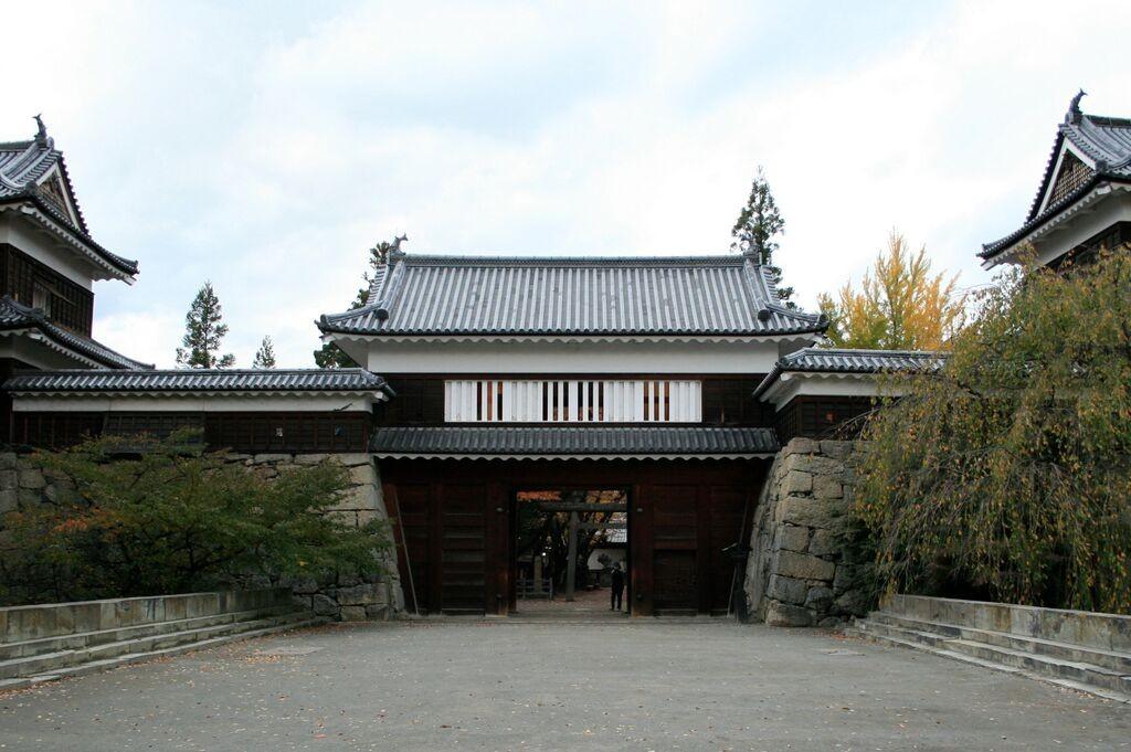 上田城 のコピー