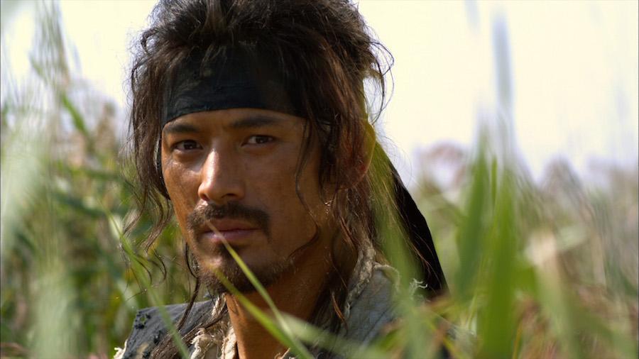 ソン・テハ役のオ・ジホ