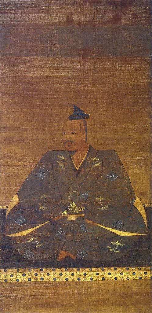 武田信玄公。wikipediaより。