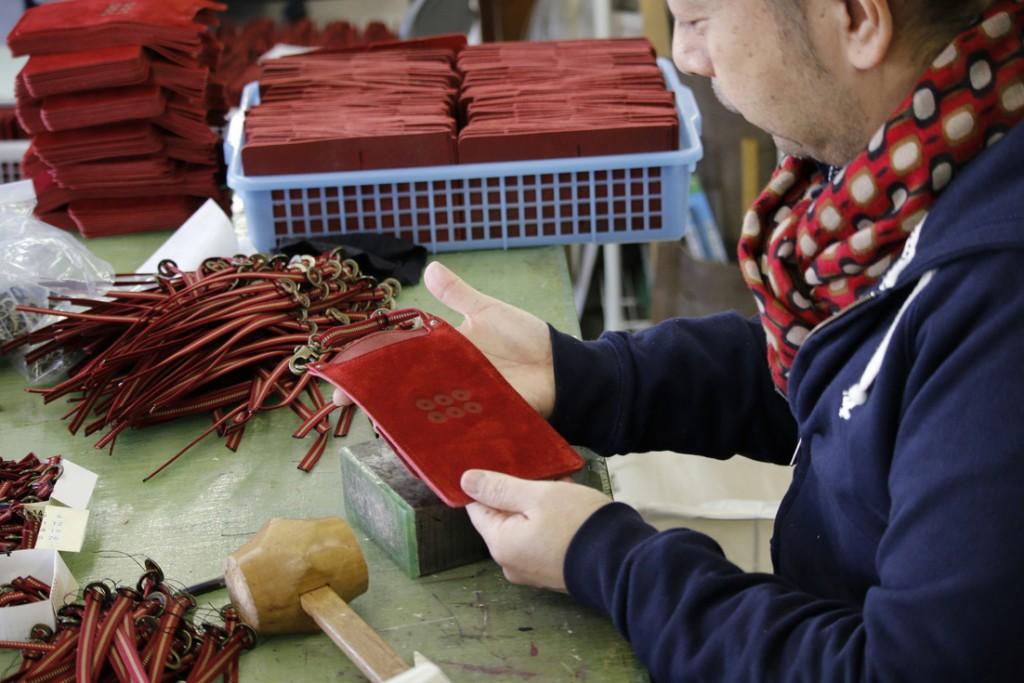 和歌山の優れた職人さんの手作りが価値を高める。