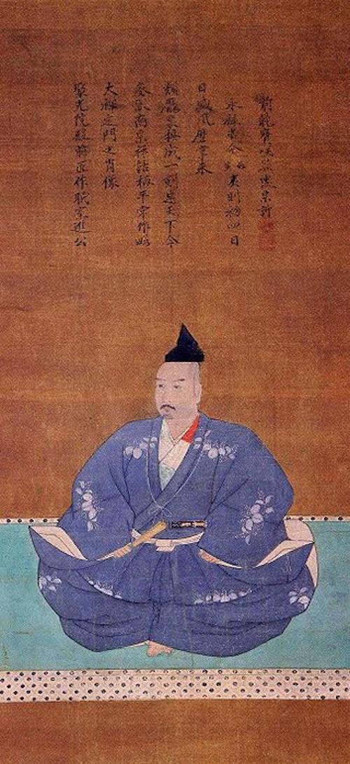 戦国時代、飯盛城から日本を支配した三好長慶。wikipediaより