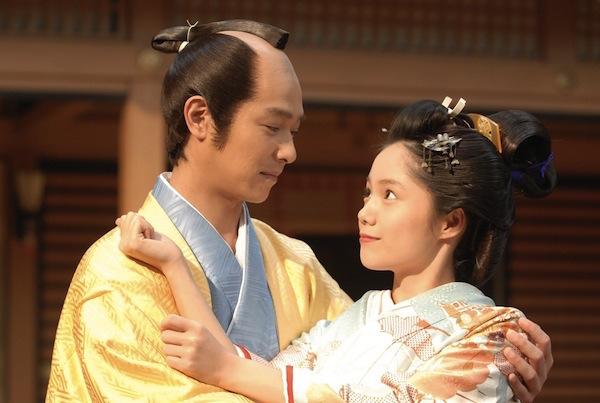 『篤姫』で徳川家定を熱演した堺雅人