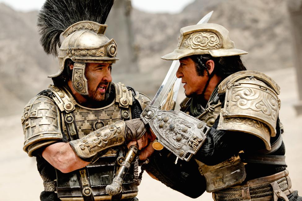 【 大反響上映中! 】ジャッキー・チェン最新作「ドラゴン・ブレイド」のスケールが凄すぎる!