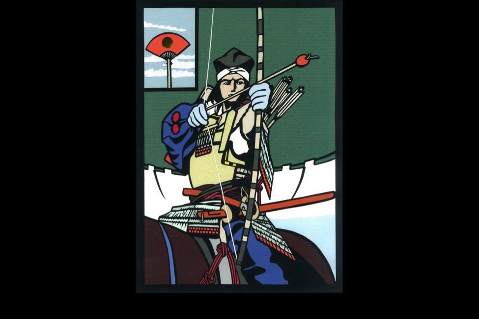 【  歴史クリエイター企画Vol.7 】「切り絵だからこそできるダイナミックさにチャレンジしたい」伏竜舎さん