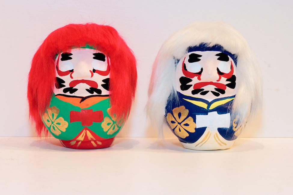 【 カワイイ 】人気セレクトショップが「歌舞伎だるま」を発売、インスタグラムでキャンペーン開催中!