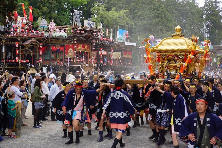 勇壮!!日野祭!