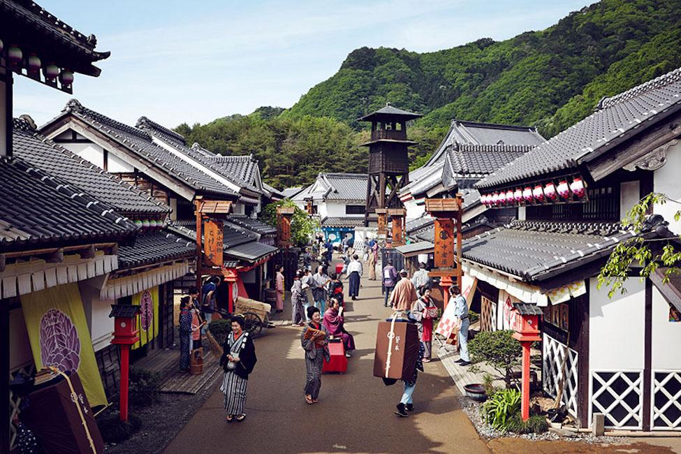 【 忍者好き必見 】GWから日光江戸村で 大人気忍者アニメの「リアル宝さがし」がスタート!
