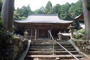 秀吉と三成が出会ったとされる観音寺