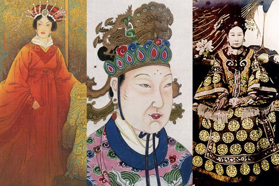 【震えが止まらない・・・】歴史に名を刻んだ残虐すぎる 「中国三大悪女」
