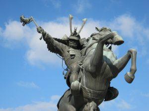 「島津の兵は勇猛果敢で知られました」