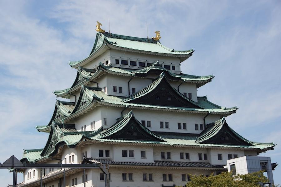 週末は名古屋城に出陣ぞ!