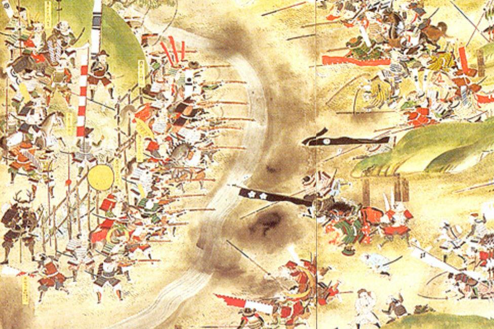 【 戦のターニングポイント 】 長篠の戦いで討死した『武田四天王』の名将たち