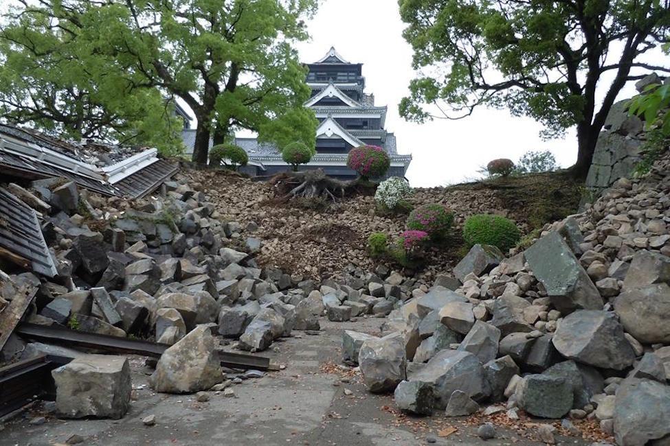 【 清正公よ力を! 】動き出した熊本 しかし未だ震災は終わらず