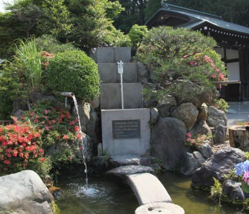 近江神宮の時計館宝物館にある漏刻(ろうこく)