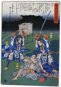 曾我物語圖會(1800年頃)