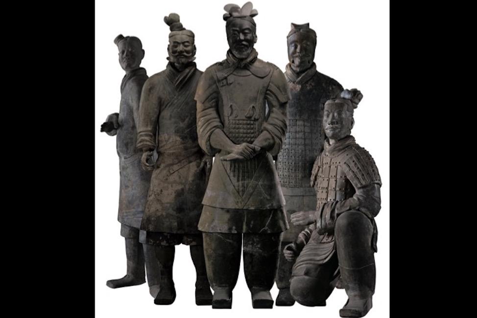【 「キングダム」の舞台 】特別展「始皇帝と大兵馬俑」が大阪で開催!