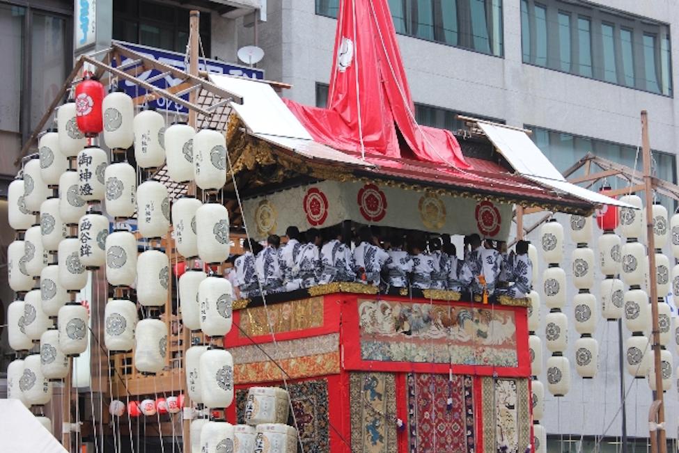 【 千百年余の歴史 】「祇園祭」がはじまり京都は本気の夏を迎える
