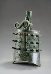 《秦公鐘》 宝鶏青銅器博物院蔵