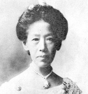「初代ファーストレディ・伊藤梅子」